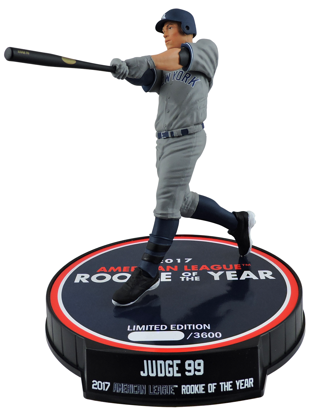 Aaron Judge - Limited Edition AL Rookie of the Year Image