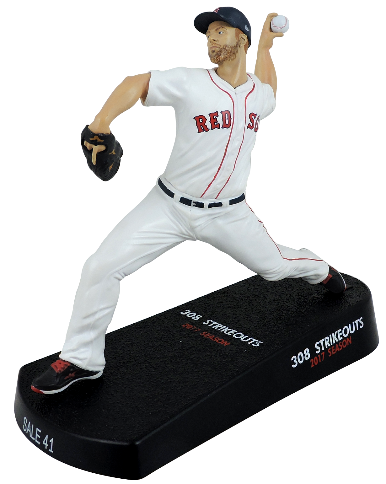 Chris Sale - Limited Edition 308 Strikeouts Image