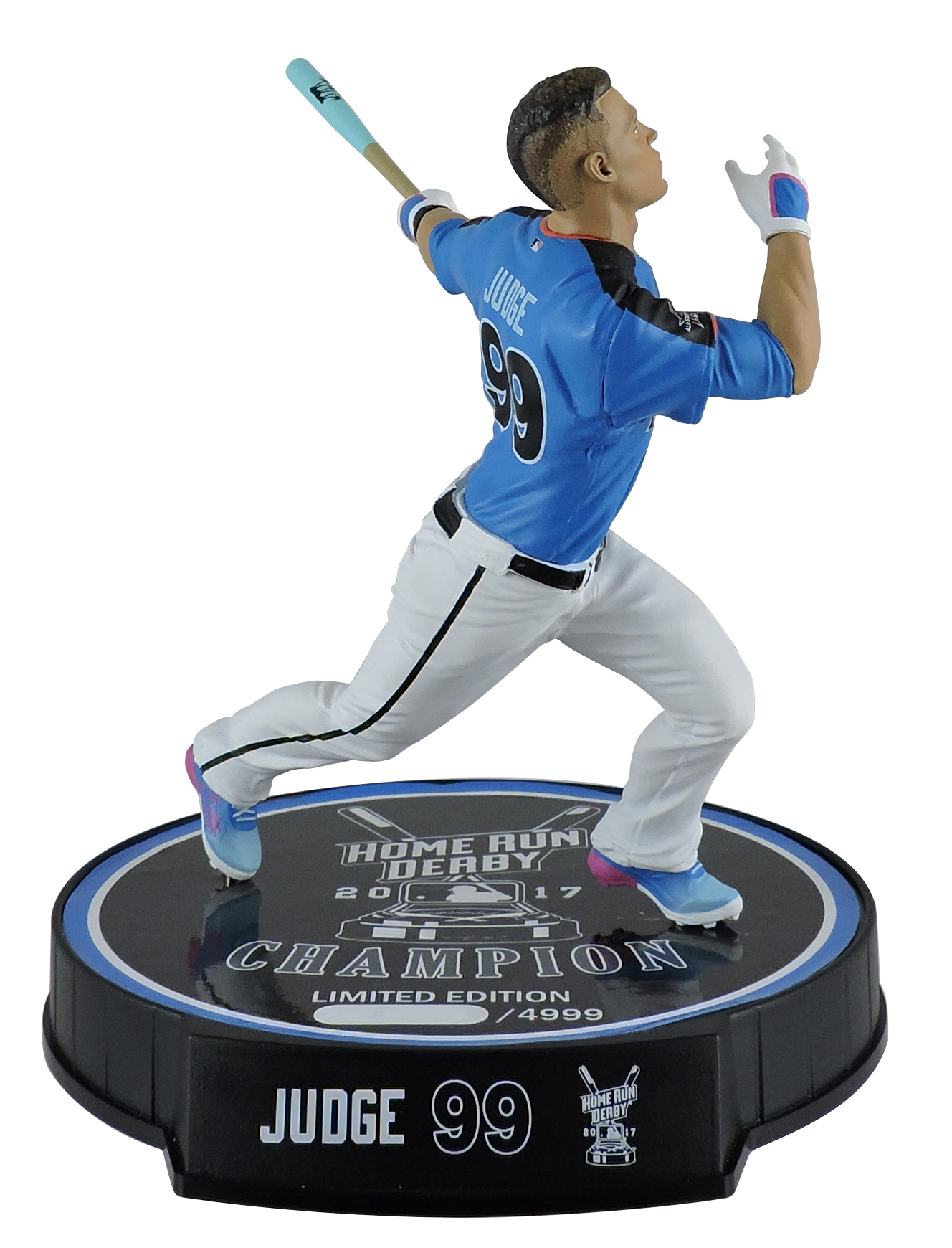 Aaron Judge - Limited Edition Home Run Derby Image